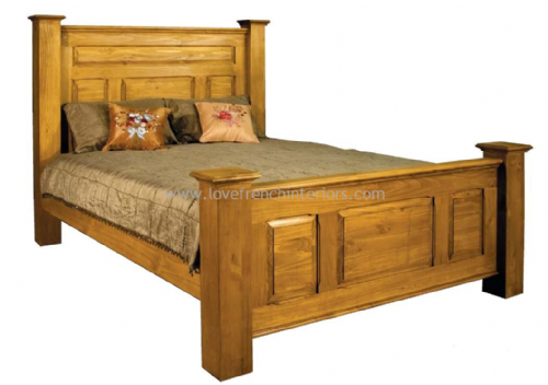 Juline Bespoke Panelled Bed